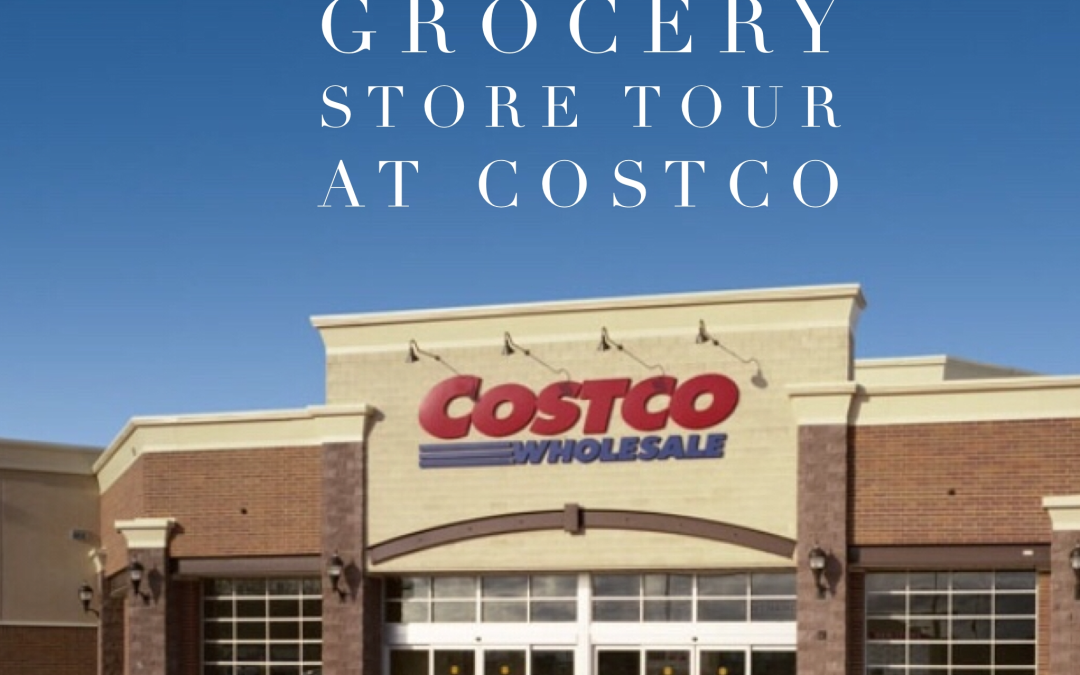 Healthy Shopping Guide for Costco