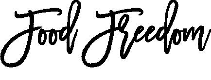 Food Freedom | Tenley Molzahn and Emily Potter