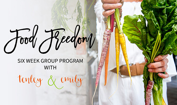 ABOUT VIDEO! Food Freedom Group Wellness Program