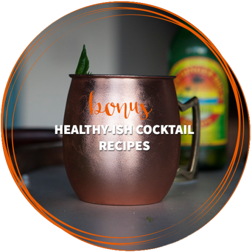bonus healthy cocktail recipes
