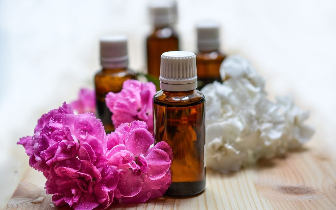 Essential Oils and Two Minutes to Calm