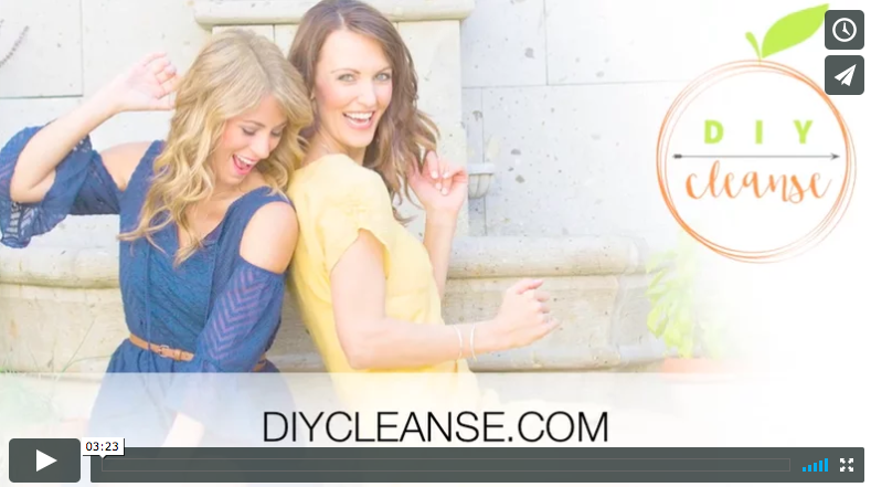 DIY Cleanse ABOUT VIDEO